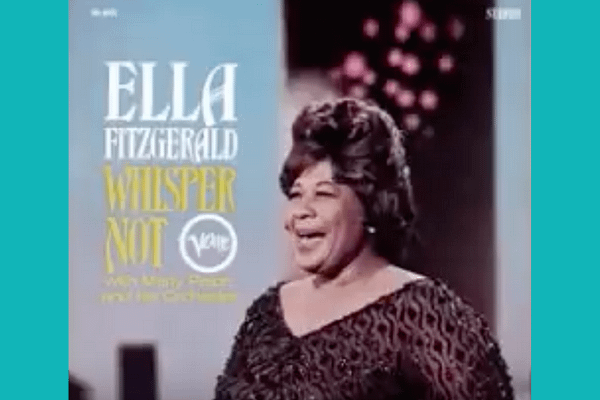 Ella Fitzgerald sings Old MacDonald