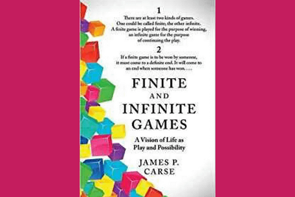 Finite and Infinite Games* by James Carse