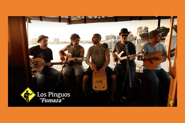 Fumaza by Los Pinguos from Playing for Change