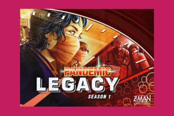 Game: Pandemic Legacy