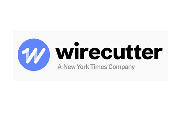The Wirecutter website