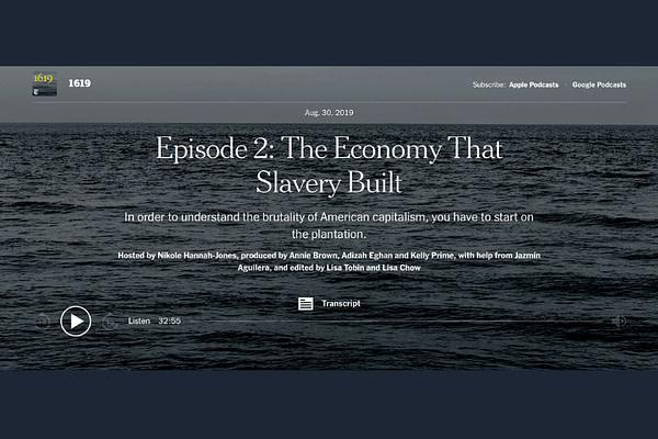 1619 Podcast: Episode 2