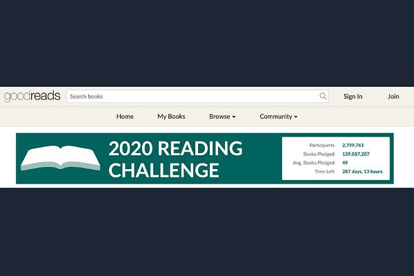 Make a Reading Challenge