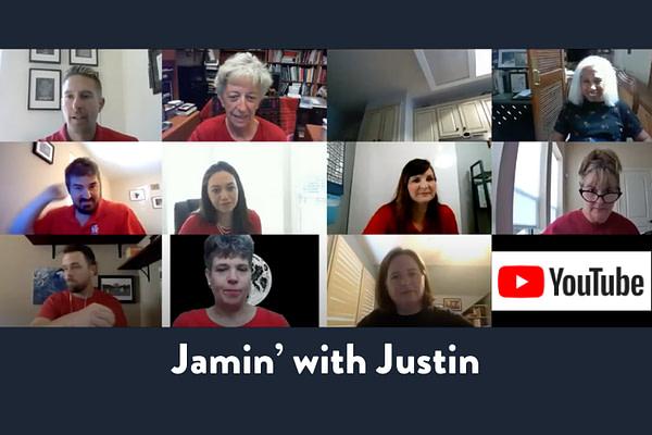 Jamin' with Justin