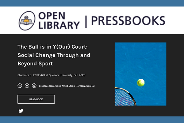 The Ball is in Y(Our) Court_ Social Change Through and Beyond Sport