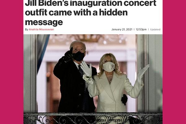 Jill Biden's Coat