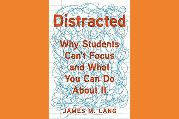 Distracted, James Lang