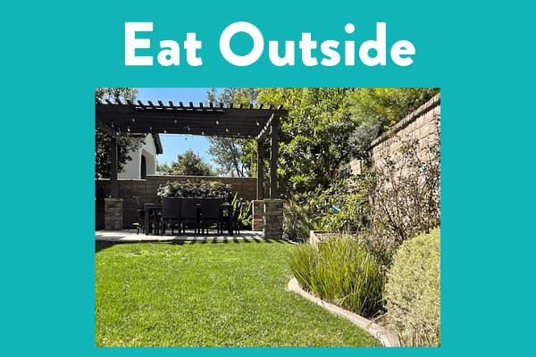 Eat Outside