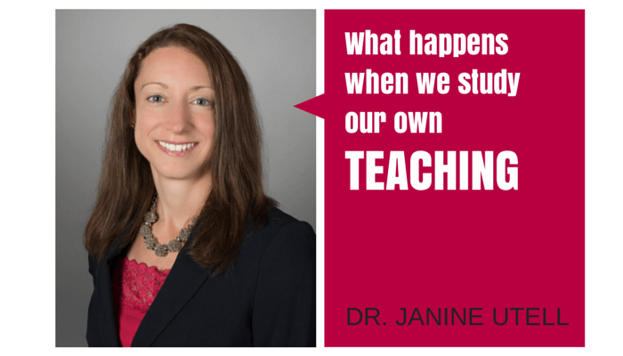 study our own teaching