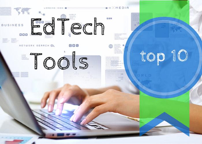 top 10 edtech tools