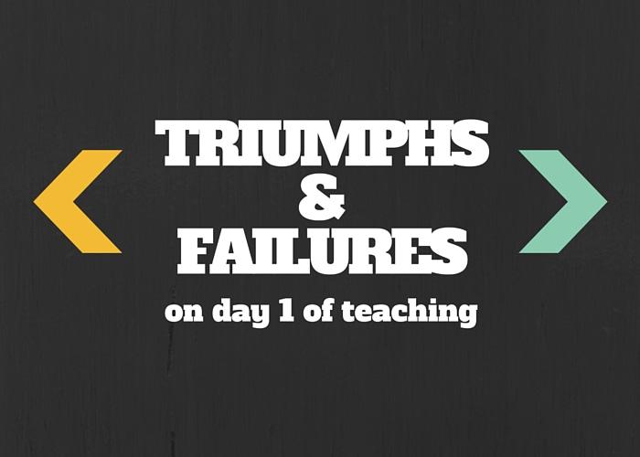 TRIUMPHSFAILURES