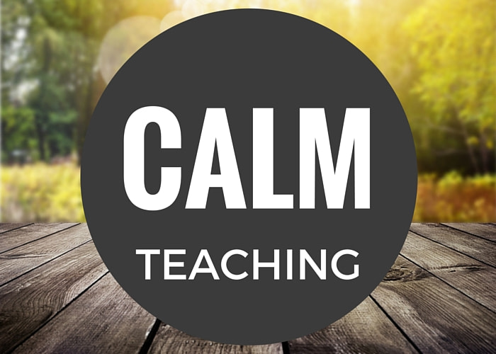 calm-teaching