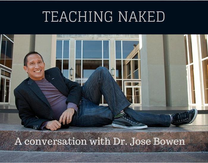 A conversation with Jose Bowen