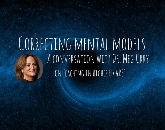 Correcting mental models