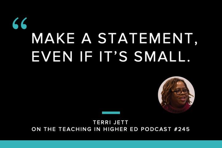 Dr. Terri Jett