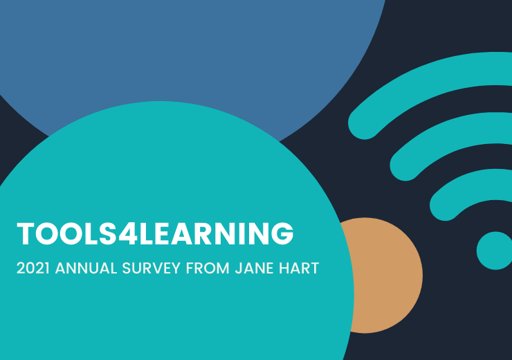 Tools4Learning - Jane Hart's annual survey