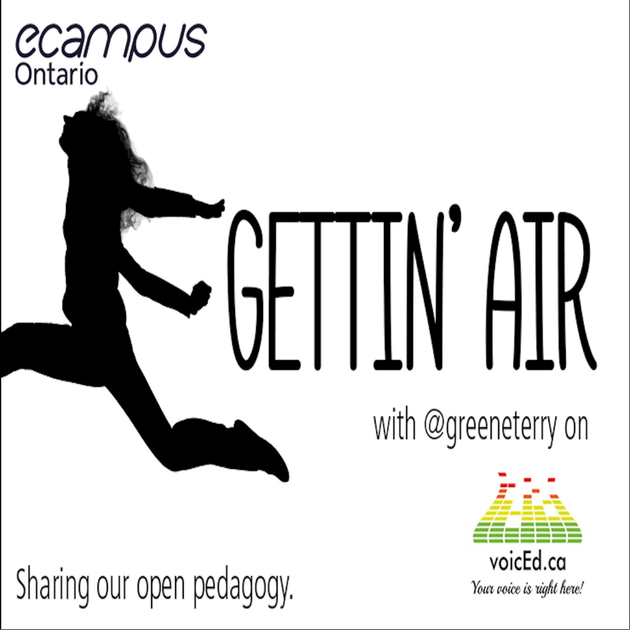 Gettin' Air Podcast cover art