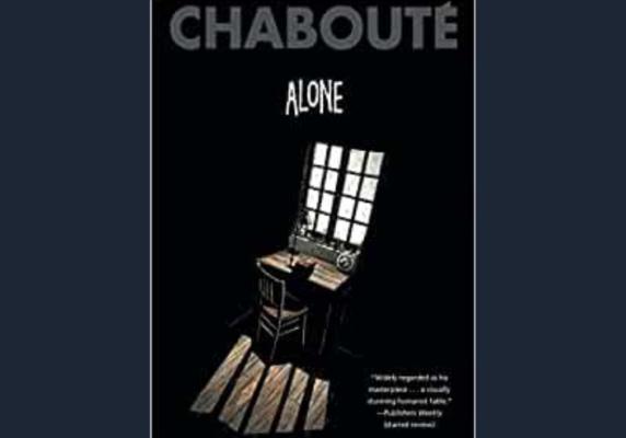Alone (Graphic Novel)