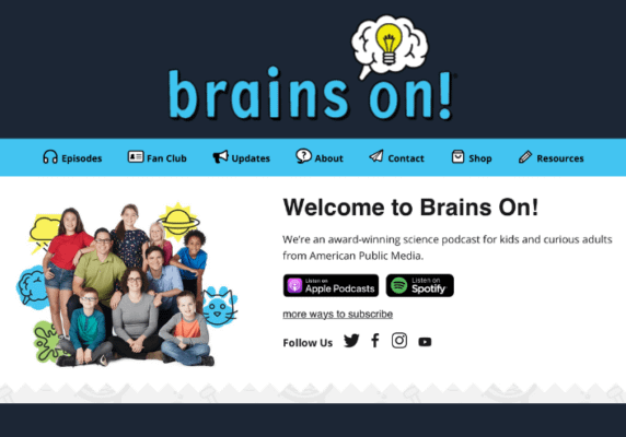 Brains On!