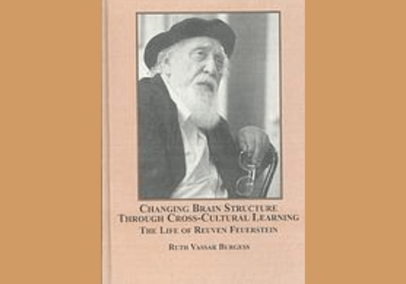 Changing brain structure through cross-cultural learning _ the life of Reuven Feuerstein, by Ruth Vassar Burgess