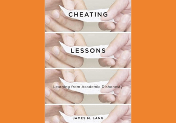 Cheating Lessons, by James Lang