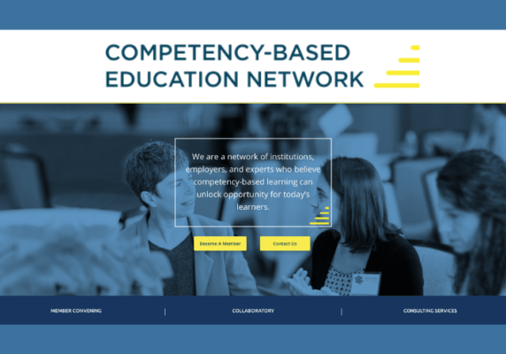 Competency based education network
