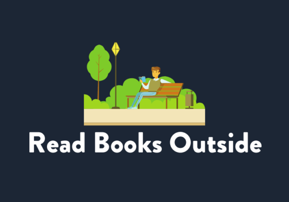 Read Books Outside