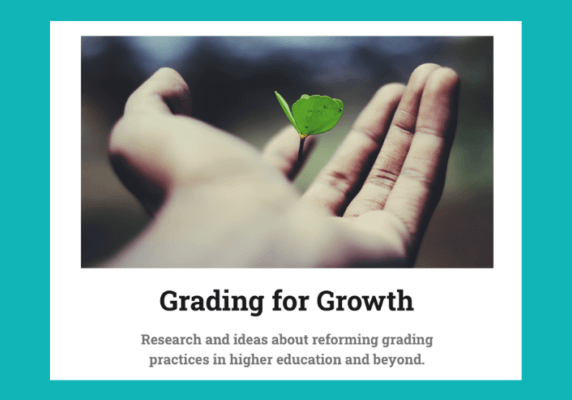 Grading for Growth
