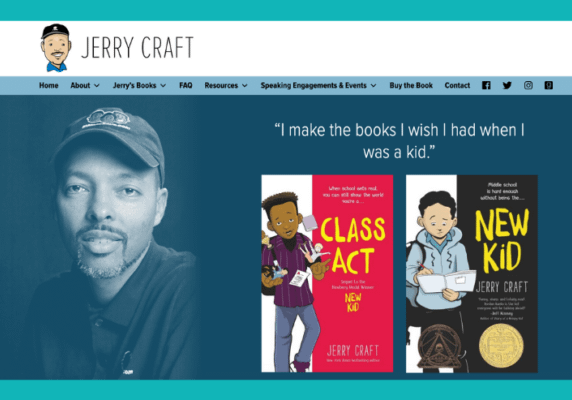 Jerry Craft Graphic Novels