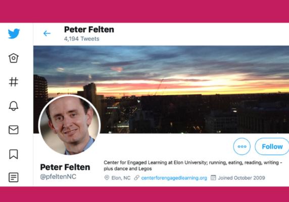 Peter Felten (@pfeltenNC) on Twitter