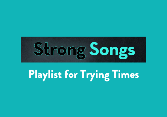 Playlist for Trying Times (Kirk Hamilton from Strong Songs, Paul Simon, Aretha Franklin, Seal, The Cardigans, Nina Simone)