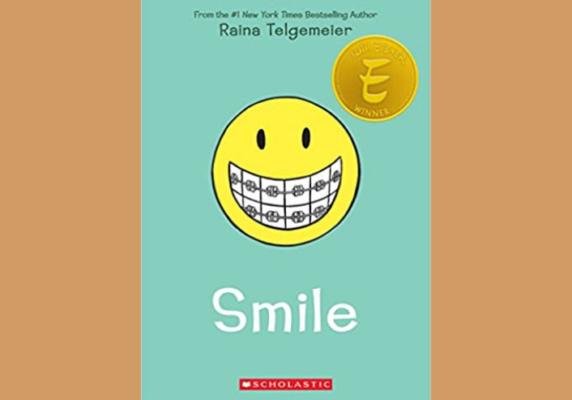 Smile: Raina Telgemeier (Graphic Novel)