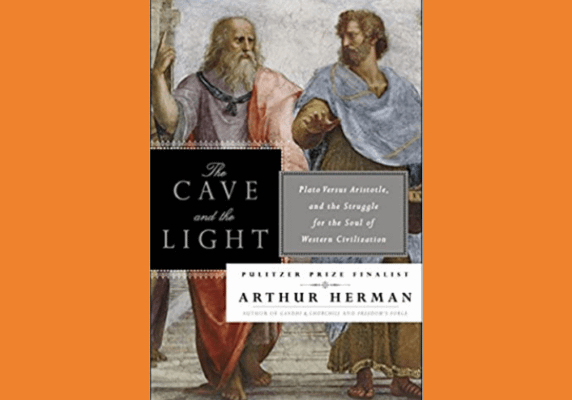 The Light and the Cave, by Arthur Herman