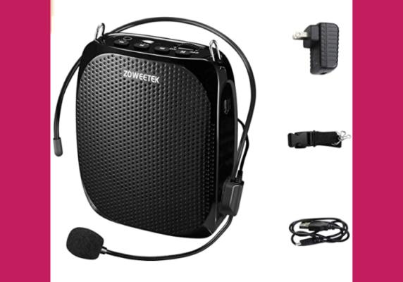 Voice Amplifier