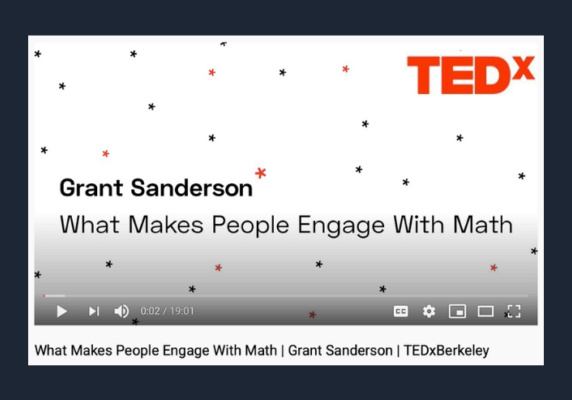 What Makes People Engage With Math