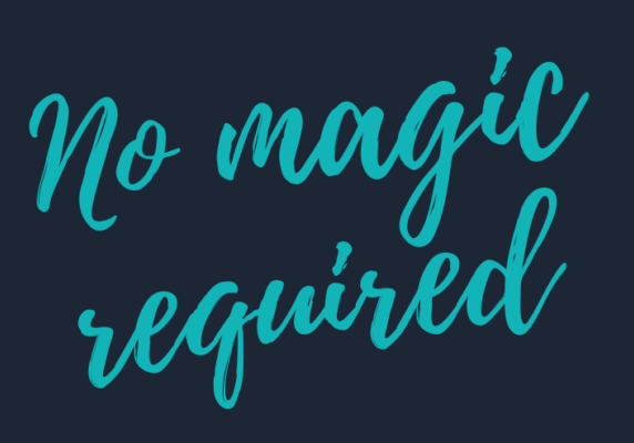 no-magic-required
