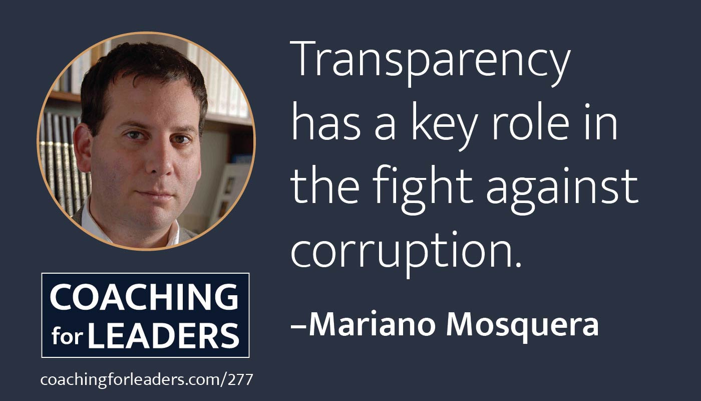 How to Prevent Corruption