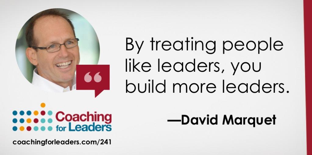 followers into leaders