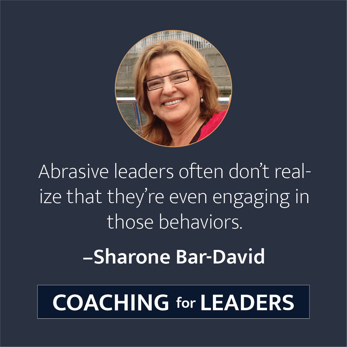 abrasive leaders