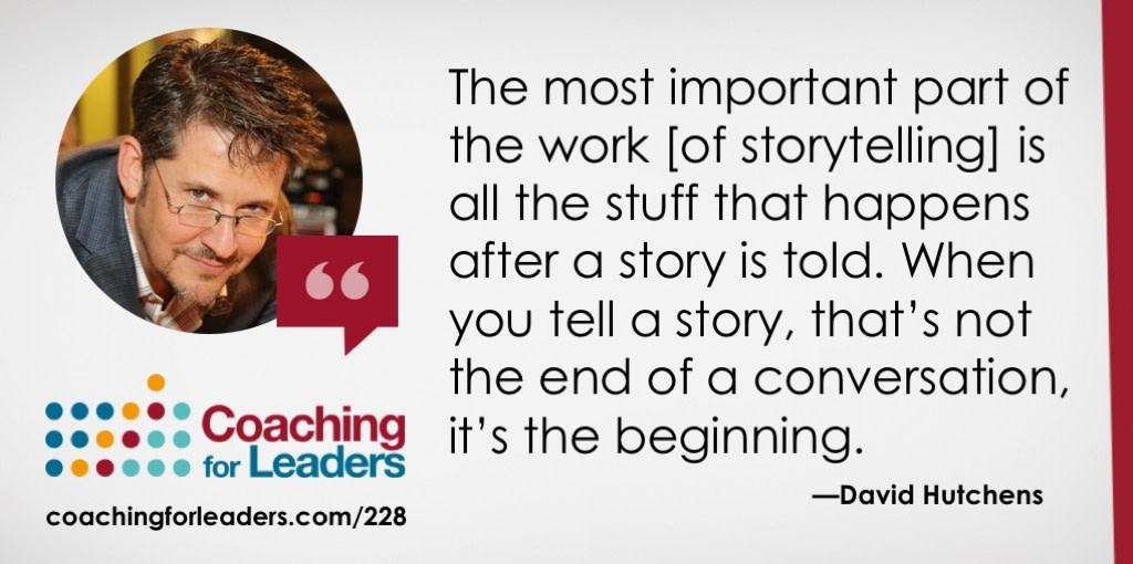 Practical Storytelling That Isn't Awkward