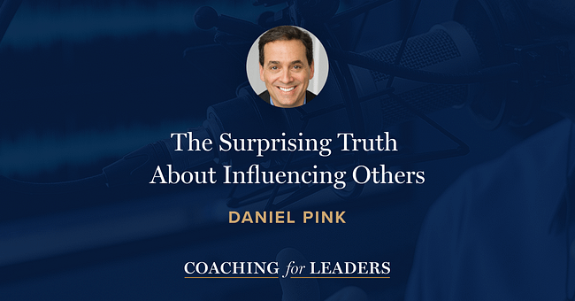 The Surprising Truth About Influencing Others