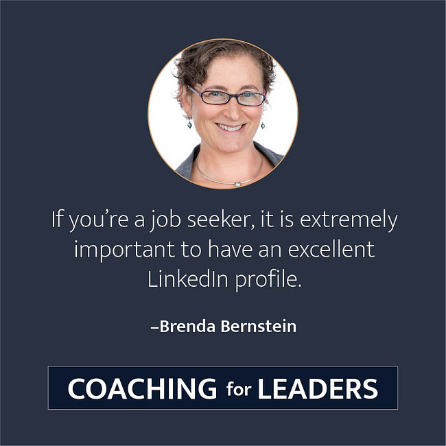 If you're a job seeker, it is extremely important to have an excellent LinkedIn profile.